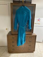 dreams Co  Terry cloth bath robe  1X  Turquoise