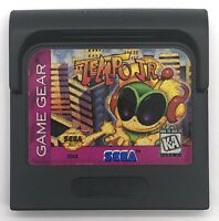 Tempo Jr. (Sega Club, 1995) Sega Game Gear Cartridge