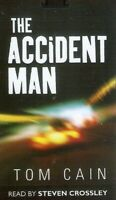 Tom Cain - The Accident Man (Playaway MP3 A/Book 2009) FREE UK P&P