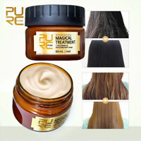 120ml Magical keratin Hair Treatment Mask 5 Seconds Repairs Damage Hair Root USA