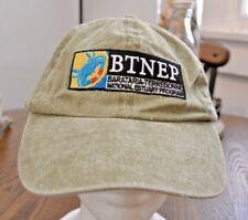 Pre-owned Barataria Terrebonne National Estuary BTNEP Louisiana baseball cap hat