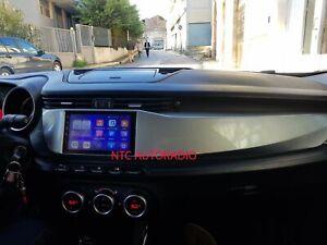 Autorradio Tocar Android Alfa Romeo Giulietta Navegante Bluetooth USB + Puente