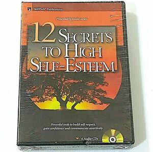 12 Secrets to High Self-Esteem by Linda Larsen: 6 Audio CDs SkillPath Pub