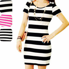 Women Dress Tunic Tank Top Clubwear Dresses Blouse Mini Bodycon Bandage Sundress