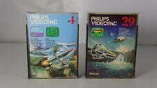 Philips Videopac G7000 Spiele Nr.4 & Nr.29 (G7000 & G7400)