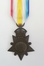 Full Size Kabul To Kandahar Star Medal