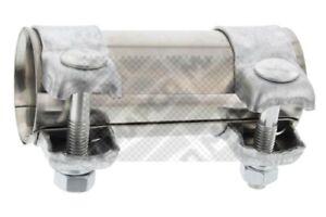 MAPCO Rohrverbinder Schelle 30250 Doppelschelle für AUDI SEAT VW SKODA GOLF 42mm