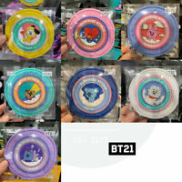 BTS BT21 Official Authentic Goods Coin Purse Ver.2 By LINE FRIENDS + Tracking #