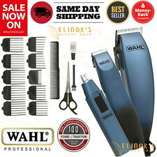 WAHL PROFESSIONAL Hair Clippers Trimmer Mens Beard Nose Ear Head Hair Shaver Set