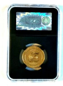 Australia 1999  $1  Year of the Older Person - Uncirculated - Graded Coin