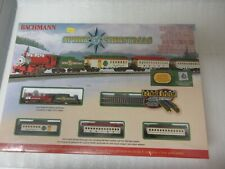 MODEL RR N GAUGE BACHMANN - SPIRIT OF CHRISTMAS WITH SPEED CONTROL AND TRACK #2