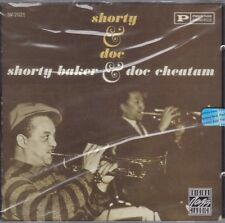 Shorty & Doc by Shorty Baker and Doc Cheatham (1995 OJC CD) NEW / FREE SHIPPING