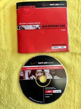 Motorola E815 Quick Reference and V Cast Guide Verizon with CD English & Spanish