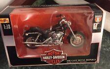 Maisto Harley Davidson 1:18 Die Cast 2000 Dyna Low Rider Series 8