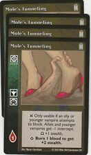 Mole's Tunneling x4 Heirs to the Blood Reprint 2 HttB R2 VTES Jyhad