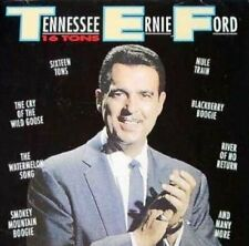 Tennessee Ernie Ford 16 tons (compilation)  [CD]