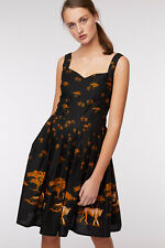 Revival  Savannah Dress in Black