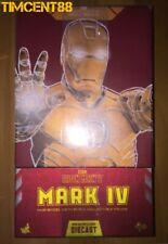 Hot Toys MMS461D21 Iron Man 2 Mark 4 IV Diecast 1/6 Tony Stark Downley New