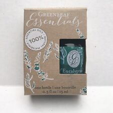 "Greenleaf Essental Oil - ""Eucalyptus"" - 0.5 Fl. Oz."
