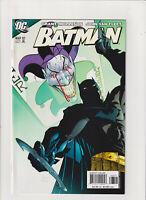 Batman #663 NM- 9.2 DC Comics 2007 Grant Morrison Joker Cover