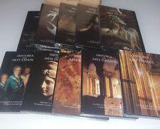 HISTORIA DEL ARTE ESPAÑOL · 10 DVDS · COLECCIÓN COMPLETA