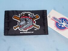 ERIE SEA WOLVES Nylon TriFold WALLET  Box of 12  NWT