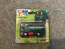 """Corgi """"Built to last"""" #54 """"Eddie Stobart"""" delivery lorry Die-cast metal"""