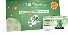 Mint Mobile Starter Kit Check Compatibility w/ our 7 Day Trial + $5 Credit