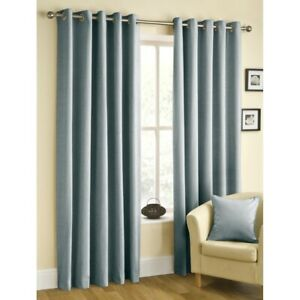 Belfield Furnishings Rico Heavyweight Eyelet Readymade Curtains