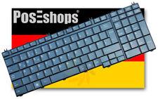 Orig QWERTZ Tastatur Toshiba Satellite P500 P500D P505 P505D DE Glänzend Backlit