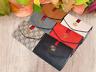 Women Girl Short Small Wallet Lady Leather Folding Cash Card Holder Money Purse