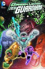 Green Lantern: New Guardians #3 Love & Death Tp New 52 New Unread