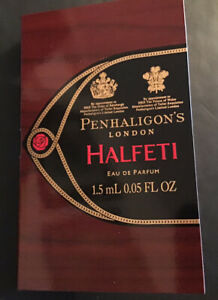 Penhaligon's Halfeti Eau De Parfum Carded Sample 1.5ml