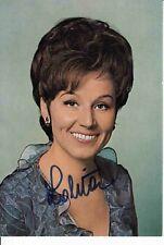 Lolita  † 2010  Musik Autogrammkarte  original signiert 368918