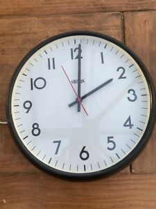 Vintage Electric Smiths Wall Clock