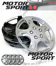 "14 inch 4pcs Set Hubcap Rim Wheel Skin Cover Style 051 14"" Inches Hub caps"