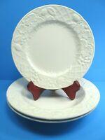 Lot Mikasa English Countryside White Salad Plate Soup Bowls Three Piece Bundle