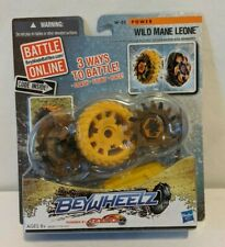 Beyblade Beywheelz W-05 Power Wild Mane Leone Hasbro New 2012 8+