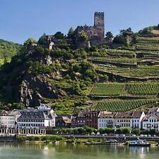 Boppard Bad Salzig Mittelrheintal Wochenende für 2 Personen Rhein Hotel 3 Tage