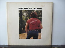 BIG JIM SULLIVAN Big Jim's Back 1974 UK RETREAT RECORDS VINYL LP Free UK Post