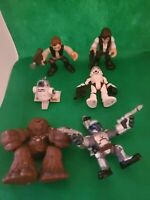 Star Wars Galactic Heroes Lot Of 6