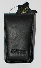 Genuine Nikon Leather Compact Camera Case for Coolpix A300 A100