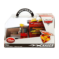 Disney Store Cars Die Cast Display Box Food Truck Mater Souvenirs