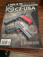 Guns & Ammo / A Week In The CZ-USA  2020