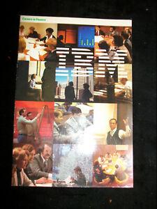 IBM Careers In Finance Brochure