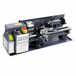 CRENEX 7''x14'' Metal Lathe Mini Milling Machine Woodworking machine