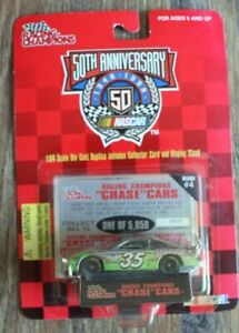 1998 Racing Champions TODD BODINE Tabasco CHASE CAR 1 of 5,050--#0919 ~~Rare~~