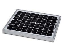Panneau solaire 10W 12V monocristallin marque allemande Luxor