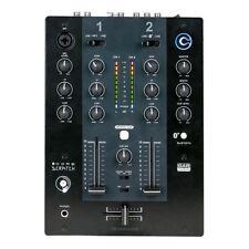 DAP Audio CORE Scratch 2-Kanal DJ Mixer Bluetooth streaming 60mm Fader