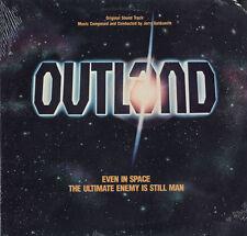 OUTLAND - Jerry Goldsmith Soundtrack LP MINT